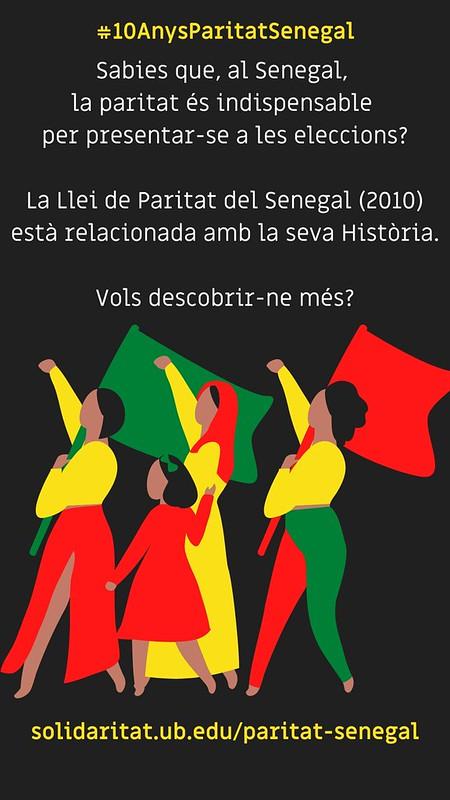 La Llei de Paritat del Senegal