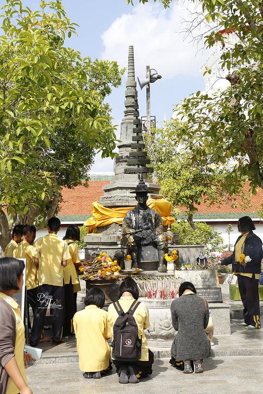 Wat Phra Mahathat King taksin