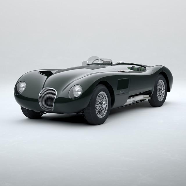 Jaguar-Classic-C-type_British-Racing-Green