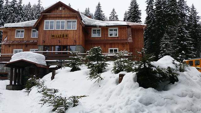 Residence Kovárna - Pec pod Sněžkou.