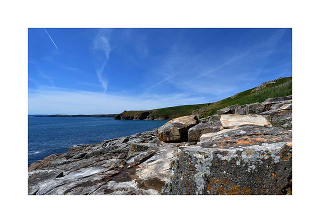 Rinsey Cliffs....