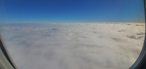 Clouds from a plane | by Parkzer