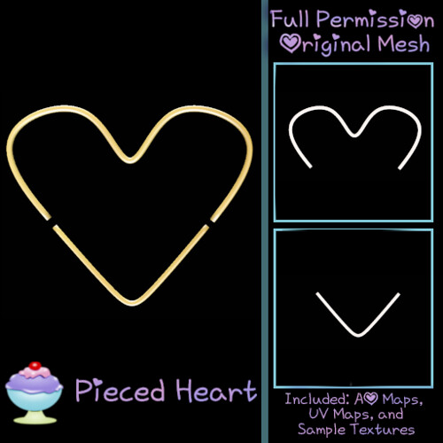 [Sherbert] Pieced Heart Ad- Friendly Hunt - Feb 1 - 28 - 3L$