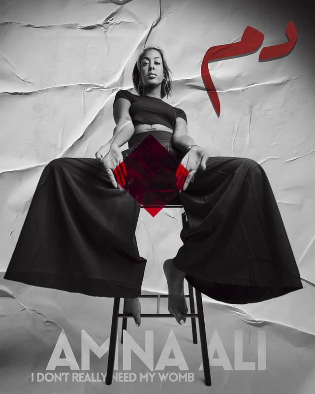 DAM - Amna Ali by Waleed Shah