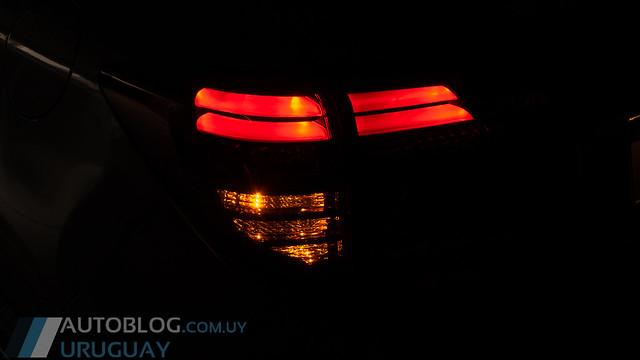 Prueba Honda HR-V 1.8 i-VTEC LX CVT 2WD
