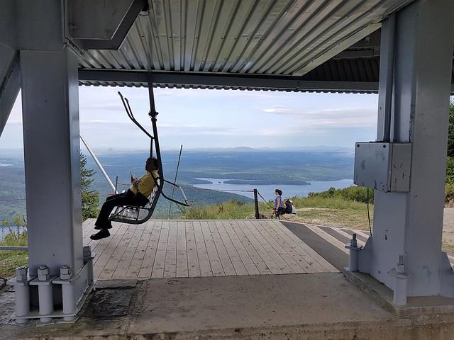Une Vue Sur Le Lac Memphrémagog. 2020 09 07 16:34.21