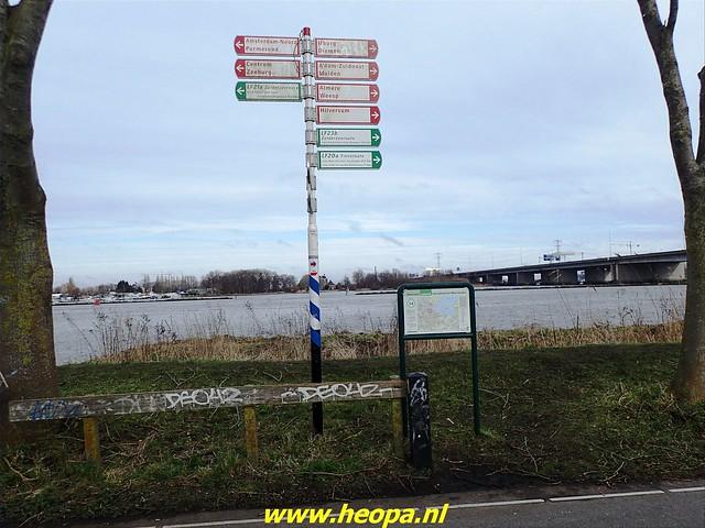 2021-01-30  Hollandsche Schouwburg via station Muiderpoort, Diemen, Station Weesp 48