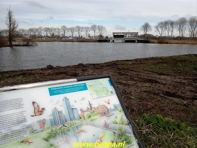 2021-01-30  Hollandsche Schouwburg via station Muiderpoort, Diemen, Station Weesp 45