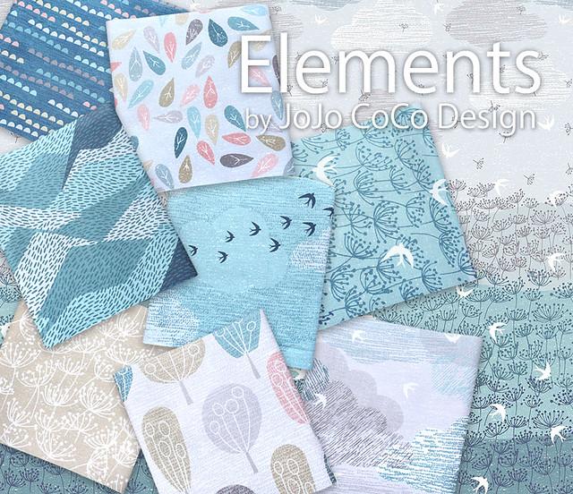 Dashwood Studio Elements Collection by JoJo CoCo Design