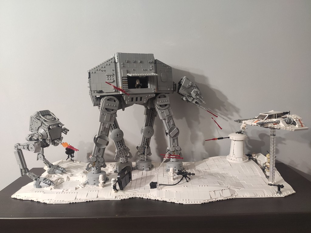 Assault on Hoth (actual)