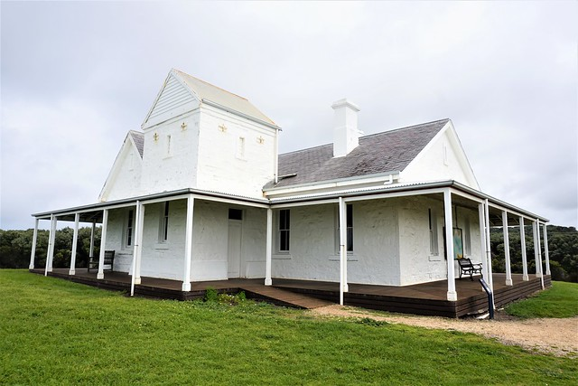 Old Telegraph Station - Cape Otway