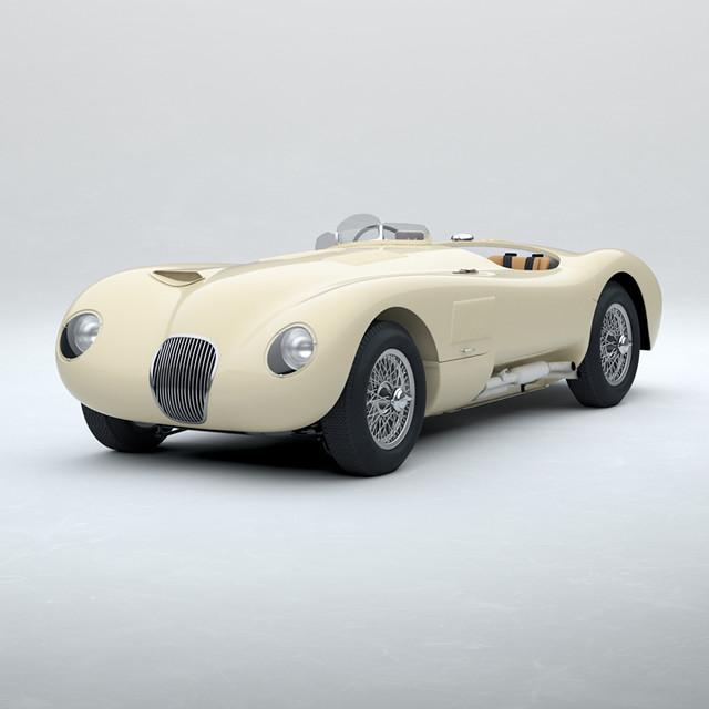 Jaguar-Classic-C-type_Cream