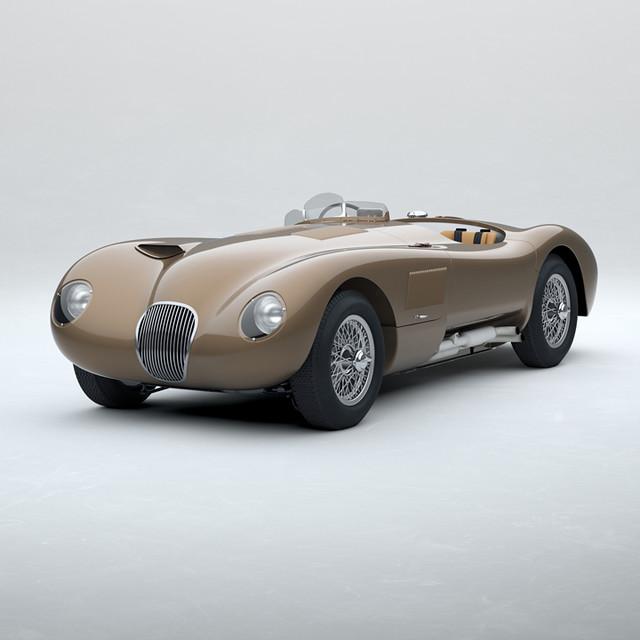 Jaguar-Classic-C-type_Bronze
