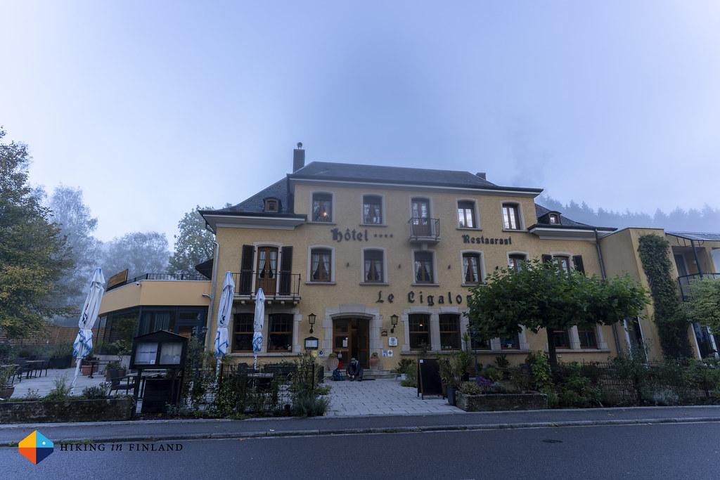 Hôtel-Restaurant Le Cigalon