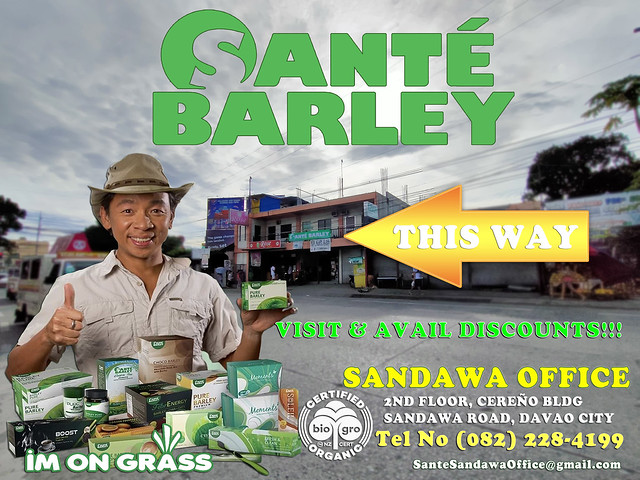 SANTE BARLEY SANDAWA OFFICE