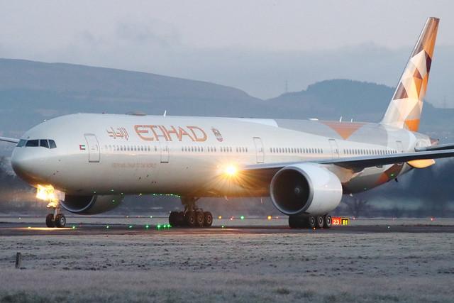 Etihad Cargo (A6-ETG)
