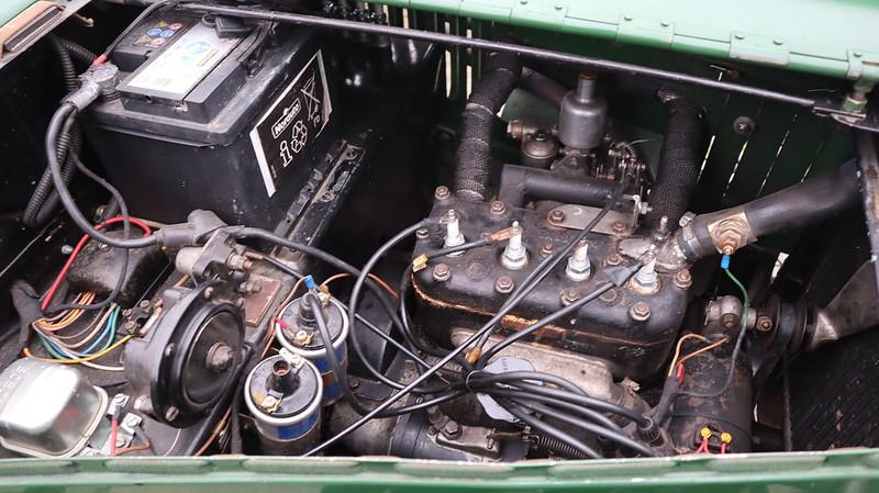 La Vraie Seven // Austin Seven 1933 50897871621_f9cba47e7c_c