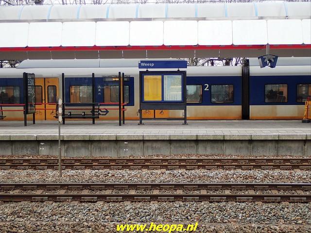2021-01-30  Hollandsche Schouwburg via station Muiderpoort, Diemen, Station Weesp 82