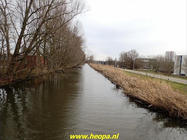 2021-01-30  Hollandsche Schouwburg via station Muiderpoort, Diemen, Station Weesp 43