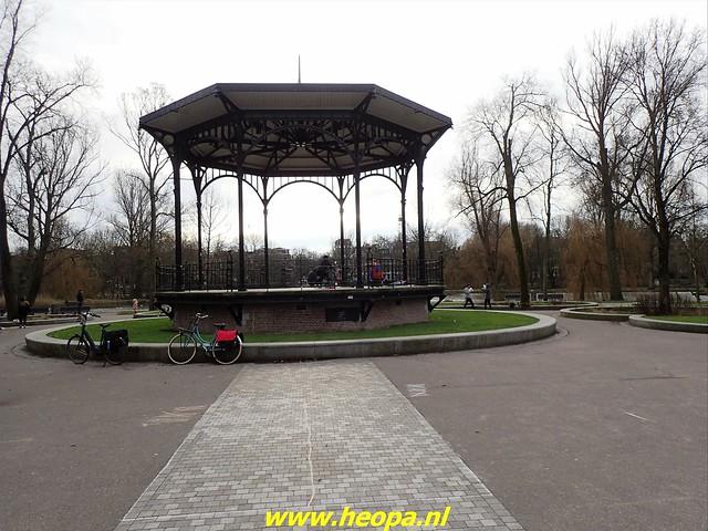 2021-01-30  Hollandsche Schouwburg via station Muiderpoort, Diemen, Station Weesp 15