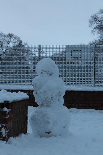 Das CFA im Schnee