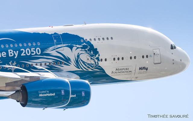 PAS19 | Hifly Airbus A380-800 | 9H-MIP