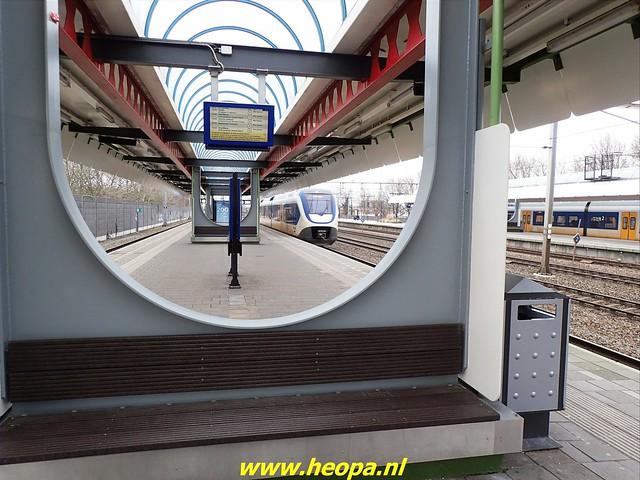 2021-01-30  Hollandsche Schouwburg via station Muiderpoort, Diemen, Station Weesp 83