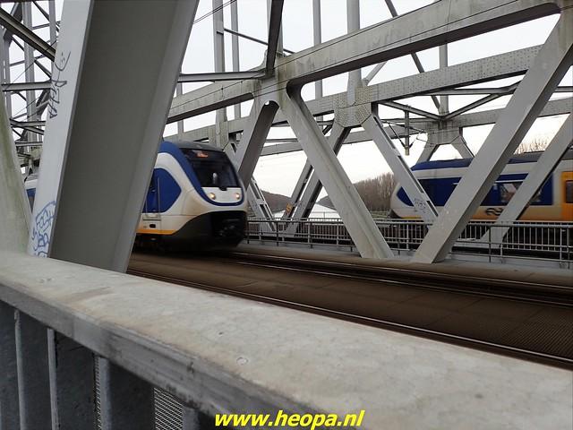 2021-01-30  Hollandsche Schouwburg via station Muiderpoort, Diemen, Station Weesp 74