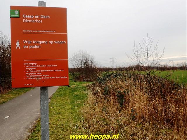 2021-01-30  Hollandsche Schouwburg via station Muiderpoort, Diemen, Station Weesp 70