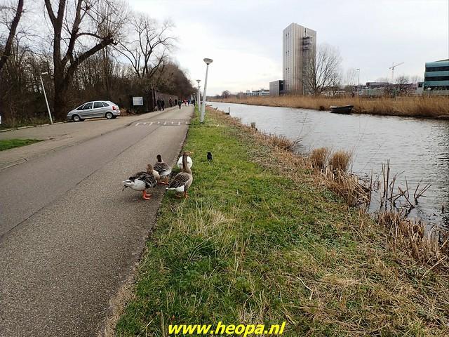2021-01-30  Hollandsche Schouwburg via station Muiderpoort, Diemen, Station Weesp 36