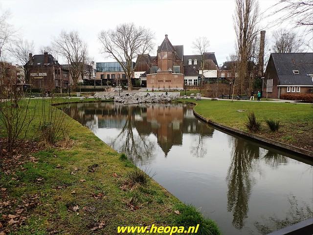 2021-01-30  Hollandsche Schouwburg via station Muiderpoort, Diemen, Station Weesp 20