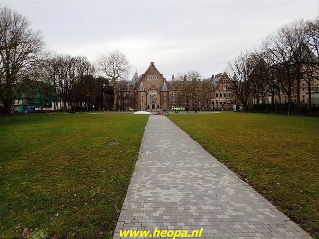 2021-01-30  Hollandsche Schouwburg via station Muiderpoort, Diemen, Station Weesp 16