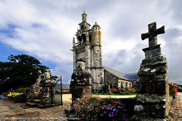 Église paroissiale Saint-Pierre (Ploubezre)