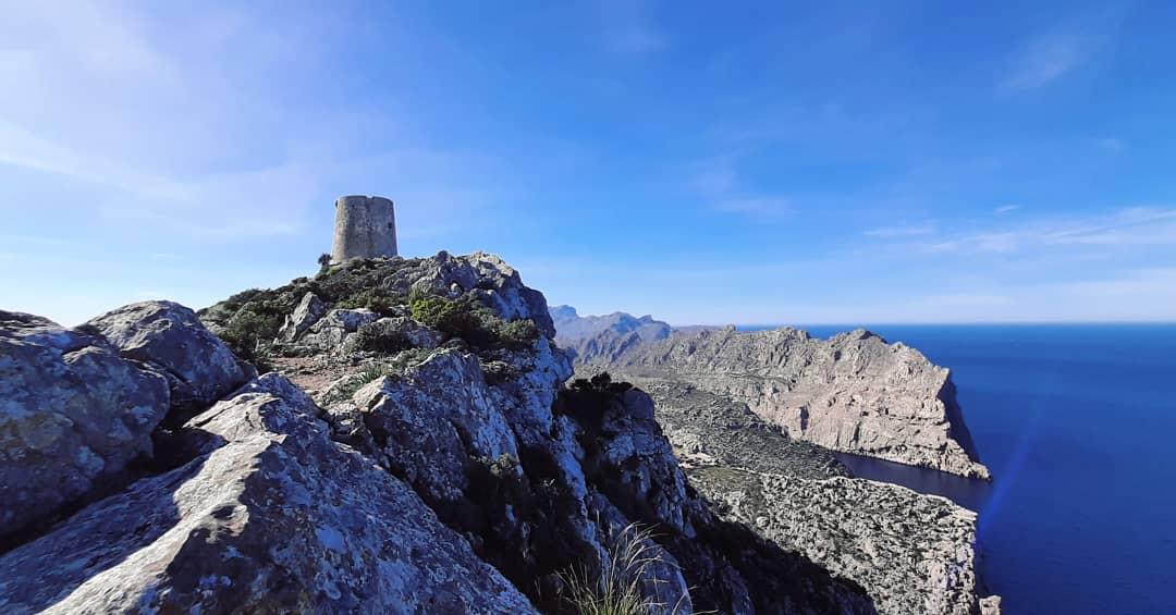 Talaia d'Albercutx, 28 enero 2021