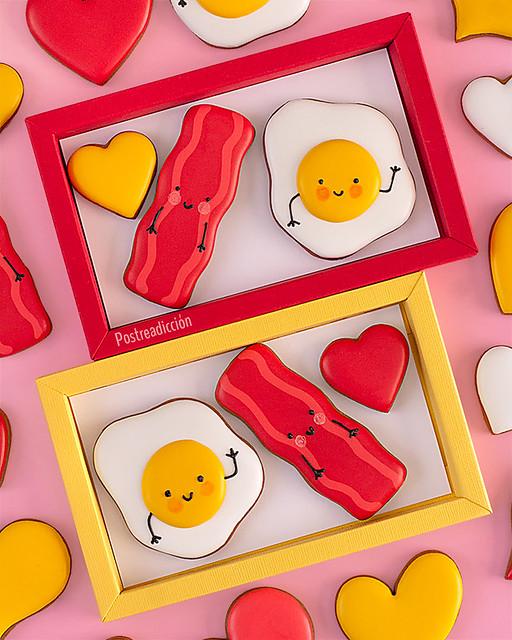 galletas decoradas enamorados