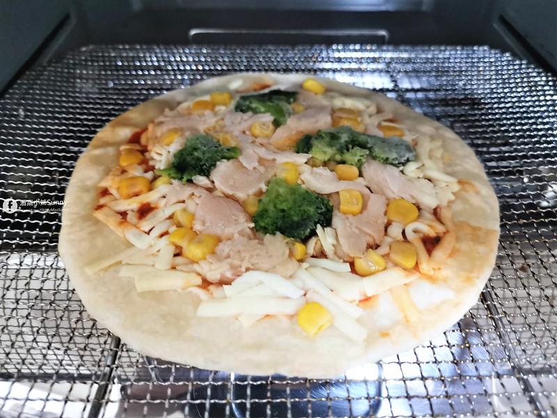 團購美食|Alleycat's Pizza 的6吋小披薩