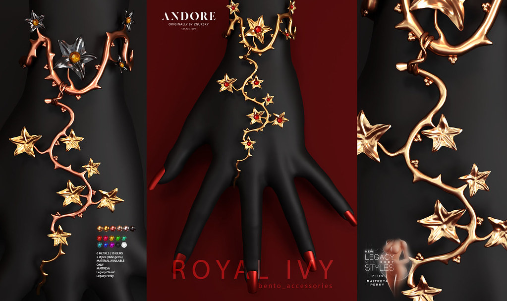 ANDORE @ ANDORE @ Exclusive for Level Event ( Open 1th 12AM)