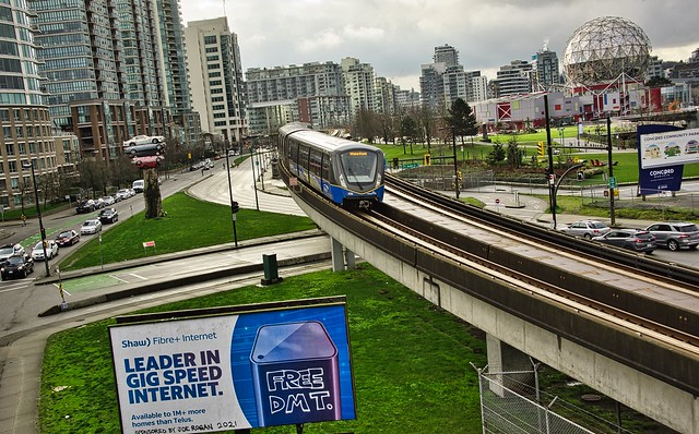 2021 - Vancouver - Skytrain