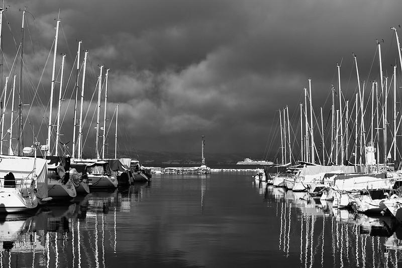 Trondheim Harbor