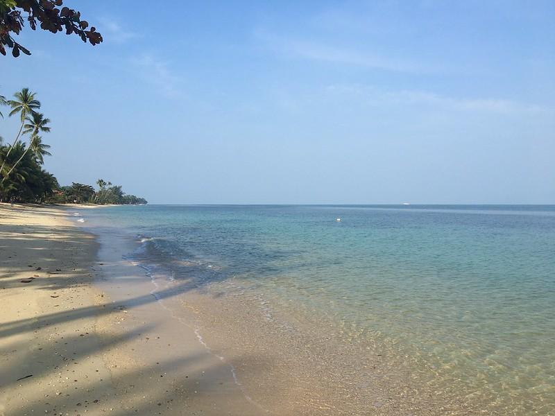 サムイ島ビーチ案内-バンポービーチ(Bangpor Beach)