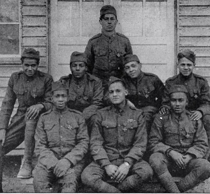 The Harlem Hellfighters, WWI, part one