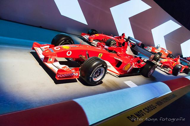 Ferrari F2003 GA - 2003