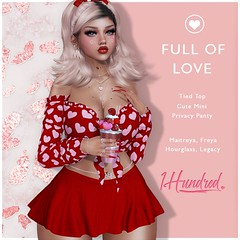 1 Hundred. Full Of Love NEW RELEASE