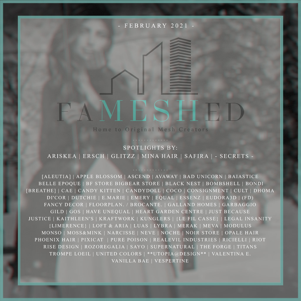 FaMESHeD – FEBRUARY 2020