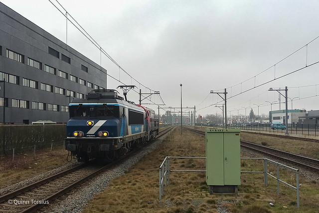 TCS 101003 + IRP 2106 door Goes, 1 februari 2021