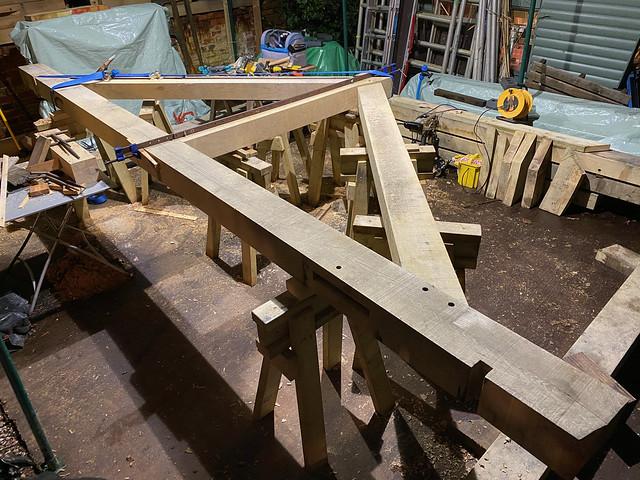 First truss