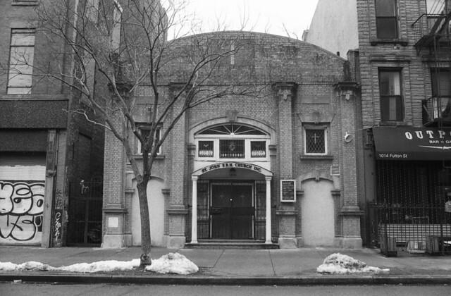 St. John F.B.H Church