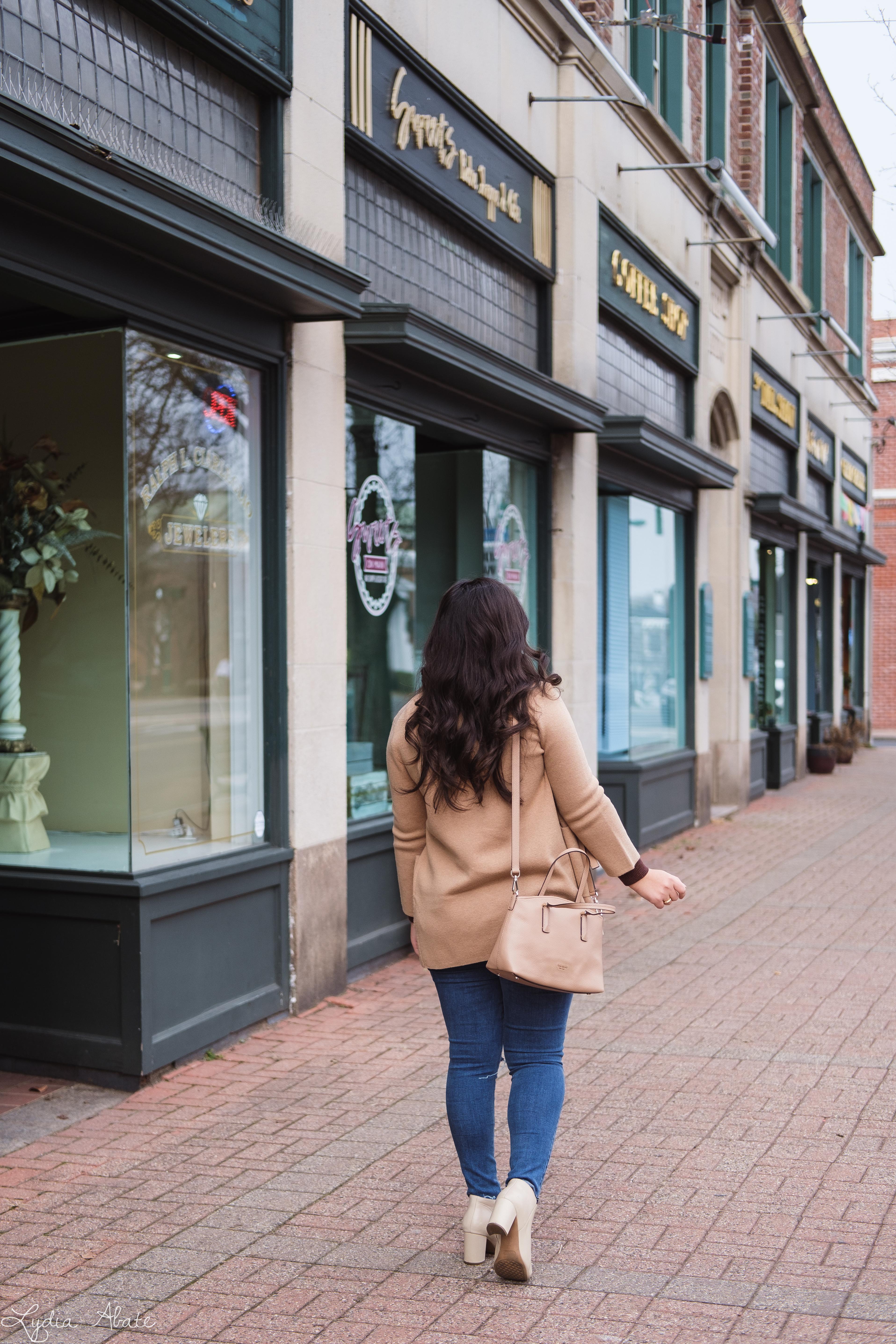 camel sweater blazer, brown turtleneck, jeans, booties-8.jpg