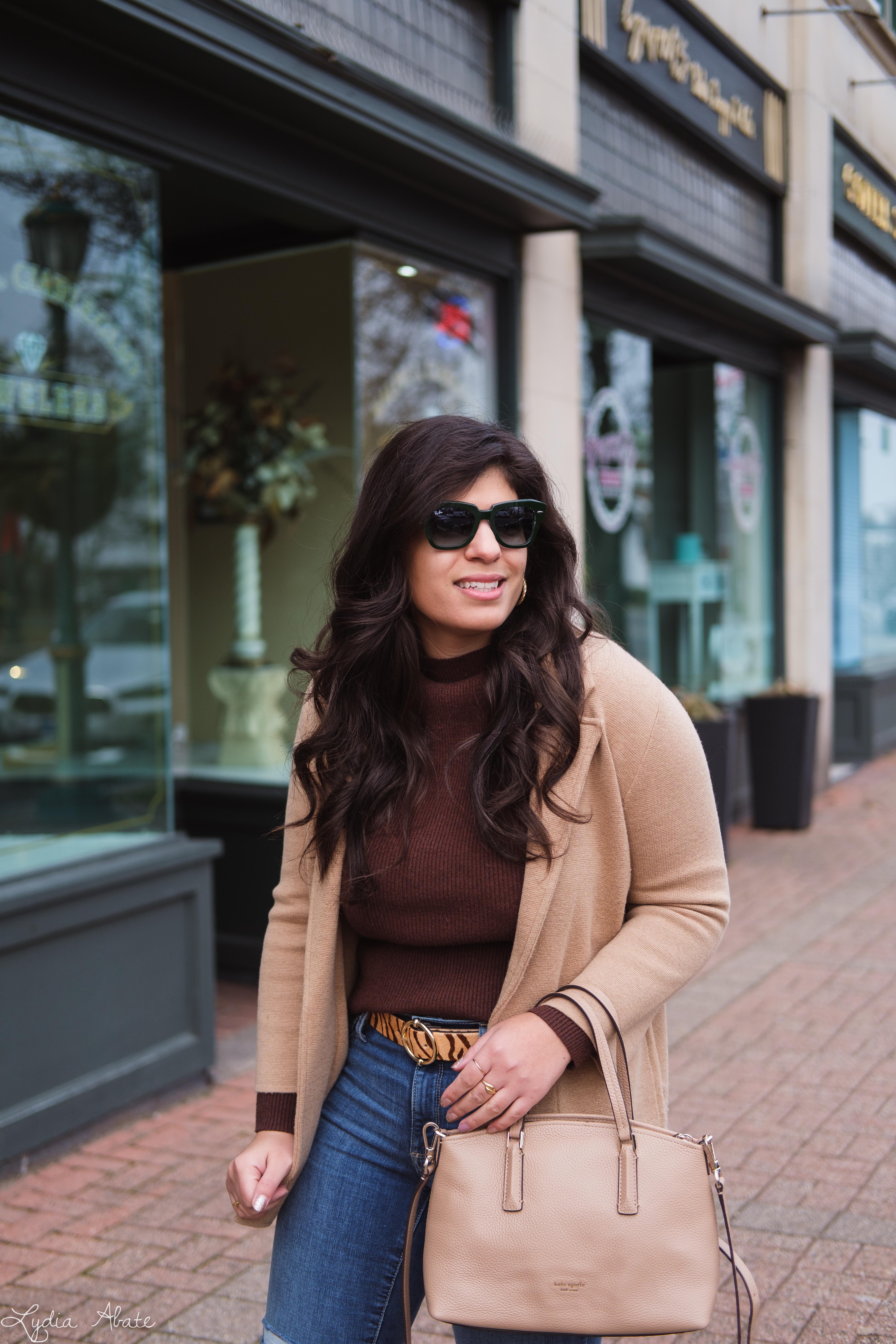 camel sweater blazer, brown turtleneck, jeans, booties-10.jpg