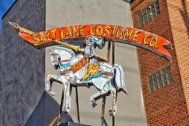 Salt Lake Costume
